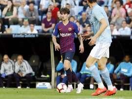 Real Sociedad, Celta et Villarreal s'intéressent à Collado. FCBarcelone