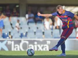 El mediapunta andaluz de 23 años se marcha en calidad de cedido. FCBarcelona