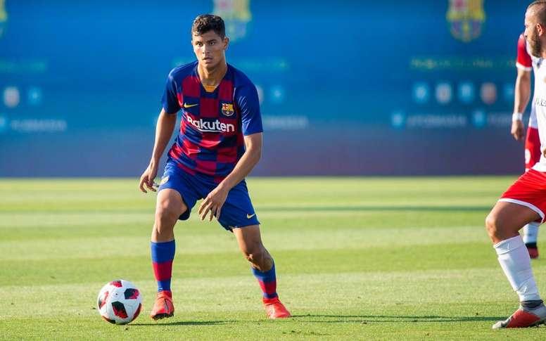 Le Barça refuse une offre pour l'une de ses pépites. FCBarcelona