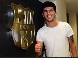 Aleña has praised the help of his family. CARLESALEÑA