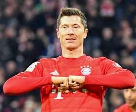 El Bayern, a su ritmo. FCBayern