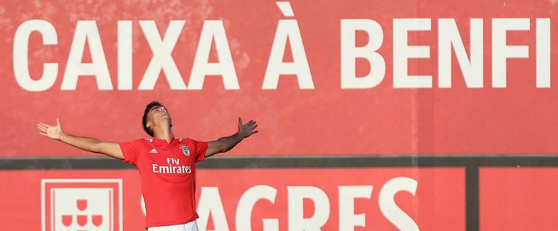 Joao Filipe, une autre étoile du Benfica. Benfica