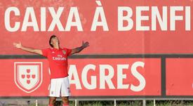 O Tottenham segue de perto João Filipe. Benfica