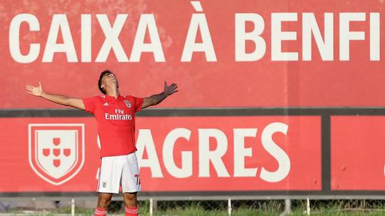 Jota é o novo foco do Real Madrid. Benfica