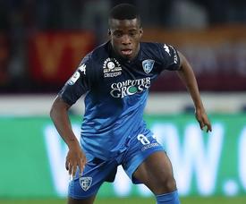Hamed Junior Traoré, dans le viseur de la Juventus. Empoli