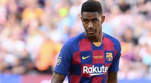 Setién recupera Junior, mas perde Arthur contra o Valladolid. EFE
