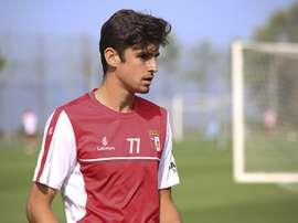 Trincao, en el punto de mira de la Juventus. SportingBraga