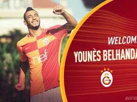 El centrocampista de 27 años firma con la entidad turca a razón de 8 'kilos'. Galatasaray