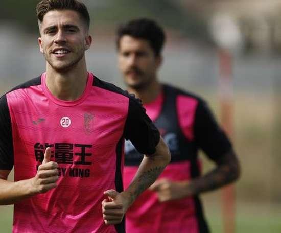 Juanan Entrena se marcha al fútbol croata. GranadaCF