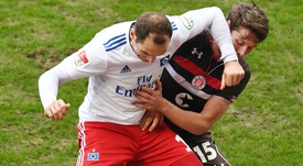 El Hamburgo golpeó más y mejor que el St. Pauli. FCStPauli
