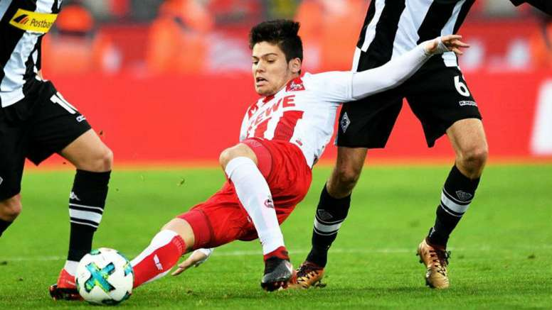 El Köln confirmó dos positivos en su plantilla. EFE