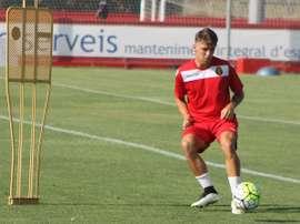 Brandon ha renovado su contrato con el Mallorca. RCDMallorca