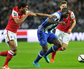 Braga vence o Porto. FCPorto