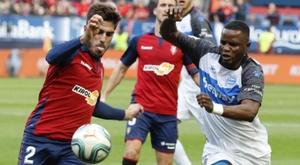 Nacho Vidal sintió haber encajado tan pronto. EFE/Villar López