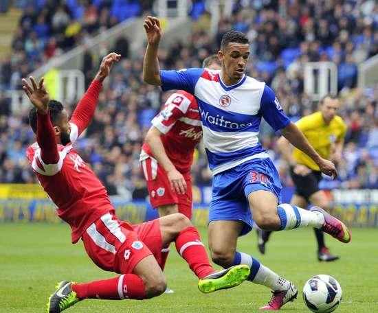 El Reading alcanzó la final del 'play off' de ascenso a la Premier. AFP/Archivo