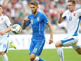 Italy include Berardi in experimental squad to face San Marino. SassuoloCalcio