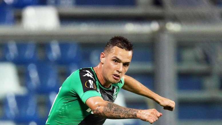 La Juventus a vendu Pol Lirola. EFE