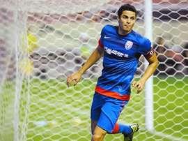 Gio Moreno desea estar en Nacional, pero cree que el equipo necesita refuerzos. EFE