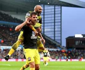 El Southampton adelanta al Aston Villa por la salvación. SouthamptonFC