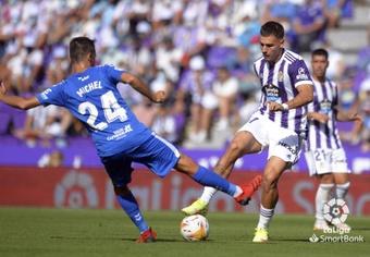 El Valladolid debe volver a ganar. LaLiga