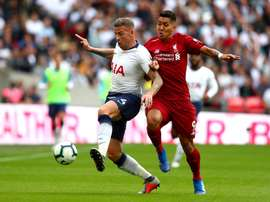 Tottenham Alderweireld  Premier League. Twitter/TottenhamHotspur