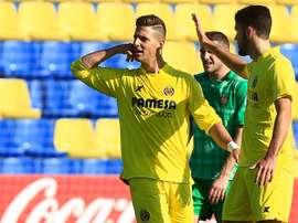 El Villarreal B se mide al Fuenlabrada. VillarrealCF