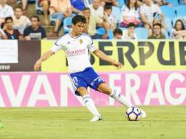 Edu García pasa de Segunda a la Liga India. Zaragoza