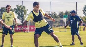 Giovani dos Santos confirmó que rechazó a Chivas. ClubAmerica