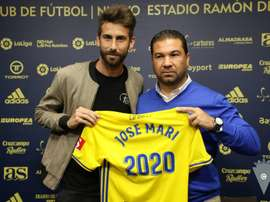 Jose Mari no reaparecerá hasta 2018. CadizCF