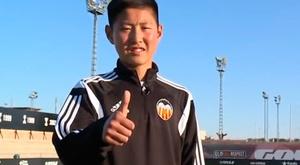 Kangin Lee a déjà signé son nouveau contrat. EFE