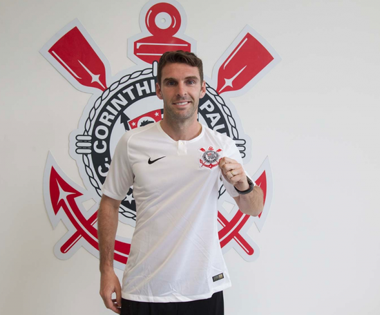 Boselli, en el radar de Boca. Corinthians