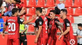 Merquelanz aseguró que no se conforman con un punto ante el Zaragoza. LaLiga