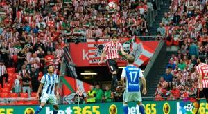 A final da Copa do Rei entre Athletic e Real, será no dia 4 de abril. Twitter/AthleticClub