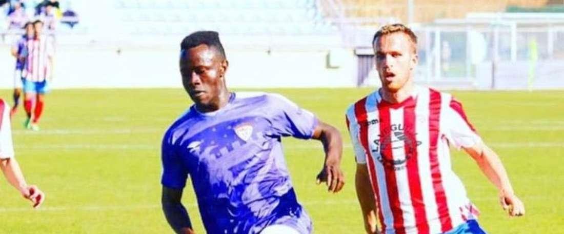 Sidibé ya tiene nuevo equipo. AlgecirasCF