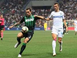 La Fiorentina va formuler une offre de 15 millions d'euros pour Pop Lirola. EFE
