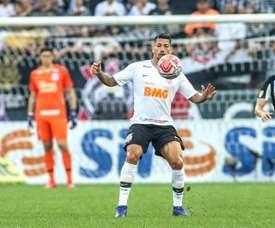 Após acidente, Ralf fica de fora de Corinthians e São Paulo. Twitter/Corinthians