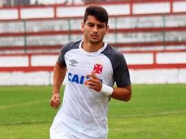 Graça está a la espera de renovar su contrato con el club brasileño. Twitter/RicardoGraça