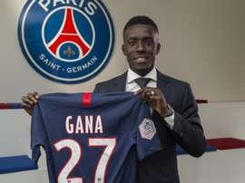 Idrissa Gueye a signé au PSG cet été. PSG