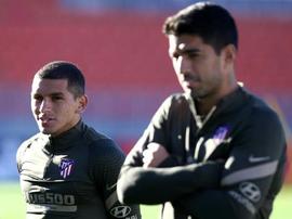 Torreira ainda conta para os planos de Simeone. EFE