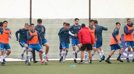 El Tenerife sigue celebrando el título con un 1-0 ante Las Palmas. CDTOficial