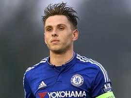 Charlie Colkett jugará en el Chelsea otros tres años. ChelseaFC