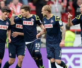 El Koln se ha impuesto al Mainz tras remontar el encuentro. FCKoeln