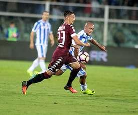 El jugador del Torino tendría dos opciones para dejar la Serie A. TorinoFC