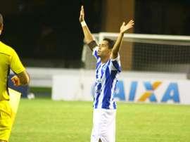 Alexandro da Silva se ha incorporado al Paysandu tras su paso por el Ponte Preta. EFE