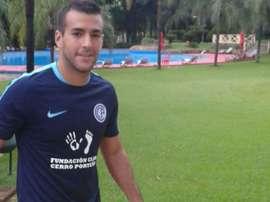 Zapag confirma la negociación para comprar el pase de Cáceres. ABC