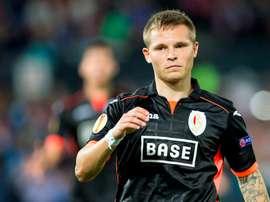Martin Milec jugará lo que resta de campaña en el Roda holandés. Twitter
