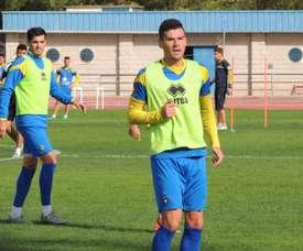 El futbolista rumano habló sobre su nuevo técnico. ADAlcorcon