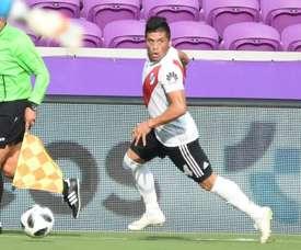 Moreira espera volver a sentirse futbolista. RiverPlate