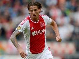 Dijks pode rumar a Portugal em janeiro. Ajax