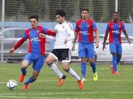 El Levante Atlético visitó al Valencia Mestalla en el duelo de los filiales valencianos, y se llevó la victoria. LevanteUD